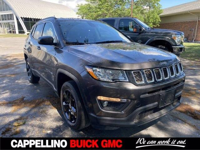 2018 Jeep Compass Vehicle Photo in Williamsville, NY 14221