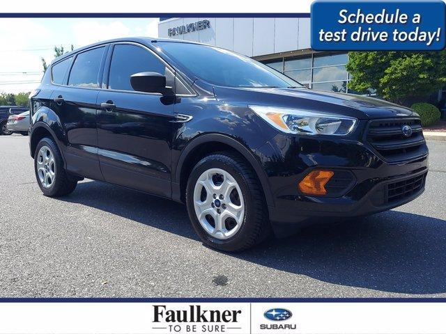 2017 Ford Escape Vehicle Photo in Bethlehem, PA 18017