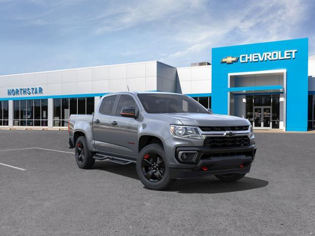 2021 Chevrolet Colorado Vehicle Photo in MOON TOWNSHIP, PA 15108-2571