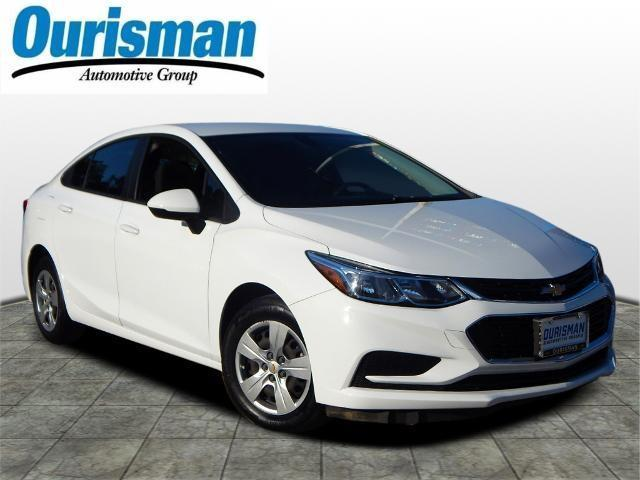 2018 Chevrolet Cruze Vehicle Photo in Bowie, MD 20716