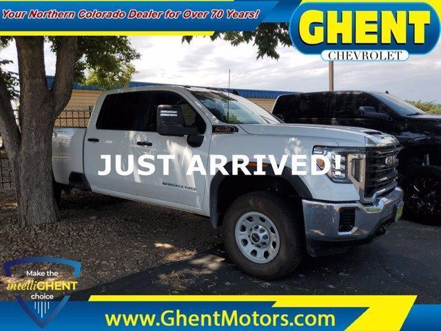 2021 GMC Sierra 3500HD Vehicle Photo in GREELEY, CO 80634-4125
