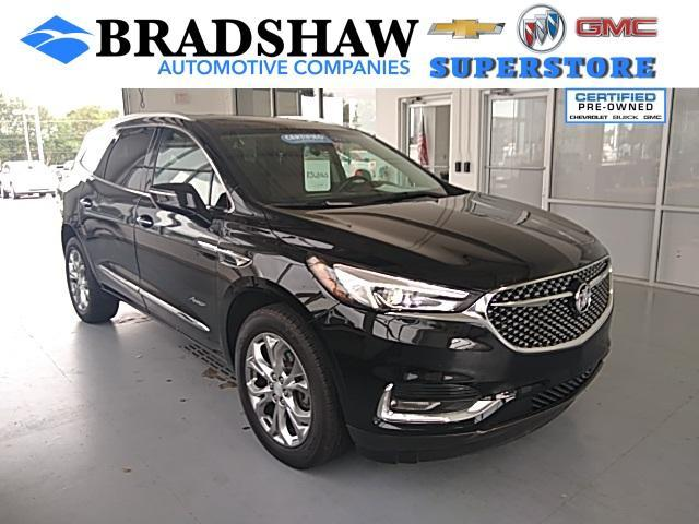 2019 Buick Enclave Vehicle Photo in GREER, SC 29651-1559