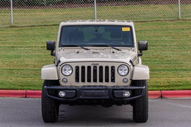 2018 Jeep Wrangler JK Unlimited Vehicle Photo in Charlotte, NC 28227