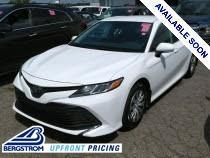 2020 Toyota Camry Vehicle Photo in APPLETON, WI 54914-4656