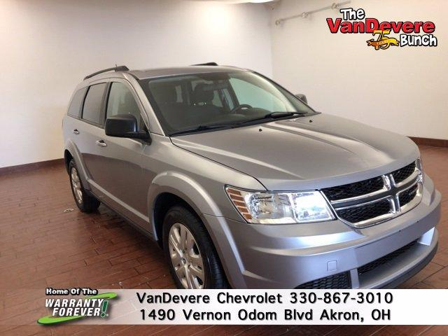 2017 Dodge Journey Vehicle Photo in AKRON, OH 44320-4088
