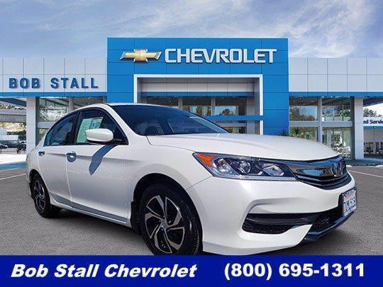 2016 Honda Accord Sedan Vehicle Photo in La Mesa, CA 91942