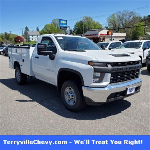 2021 Chevrolet Silverado 2500HD Vehicle Photo in Terryville, CT 06786