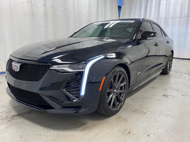 2020 Cadillac CT4 V-Series RWD