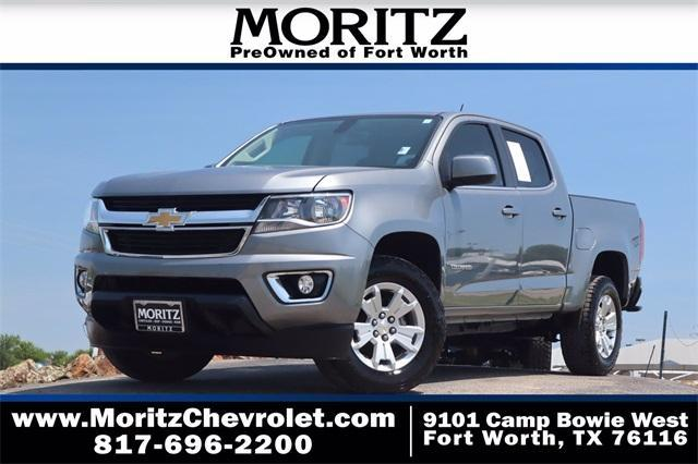2018 Chevrolet Colorado Vehicle Photo in Fort Worth, TX 76116