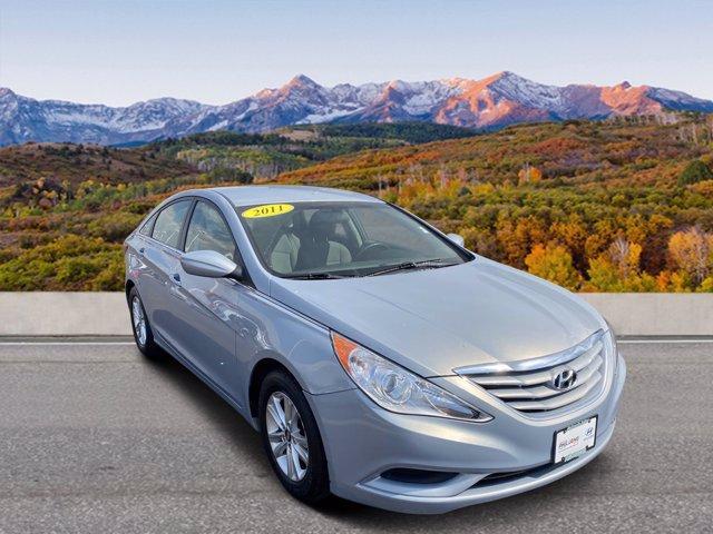 2011 Hyundai Sonata Vehicle Photo in Colorado Springs, CO 80905