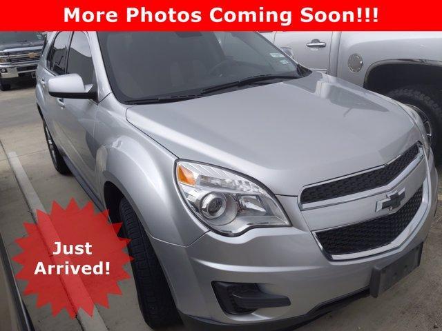 2013 Chevrolet Equinox Vehicle Photo in SELMA, TX 78154-1460