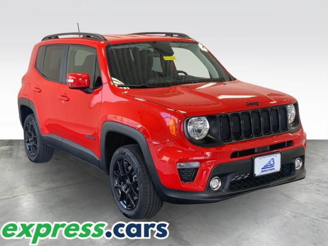 2020 Jeep Renegade Vehicle Photo in Green Bay, WI 54304