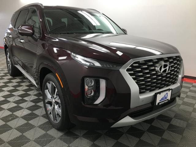 2021 Hyundai Palisade Vehicle Photo in Appleton, WI 54913