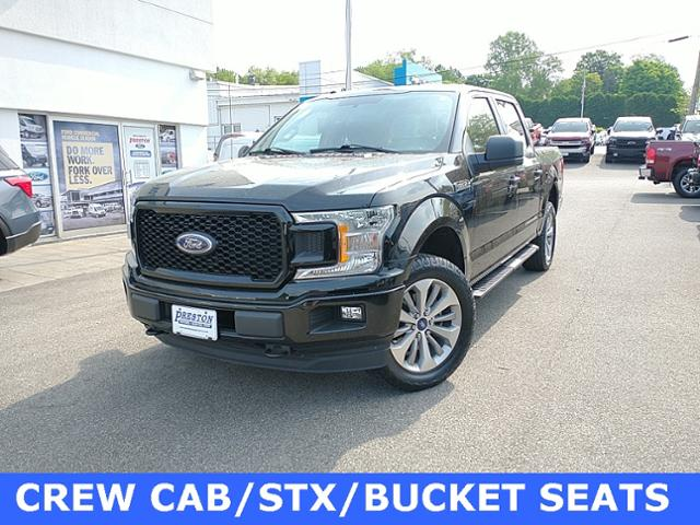 2018 Ford F-150 Vehicle Photo in Burton, OH 44021