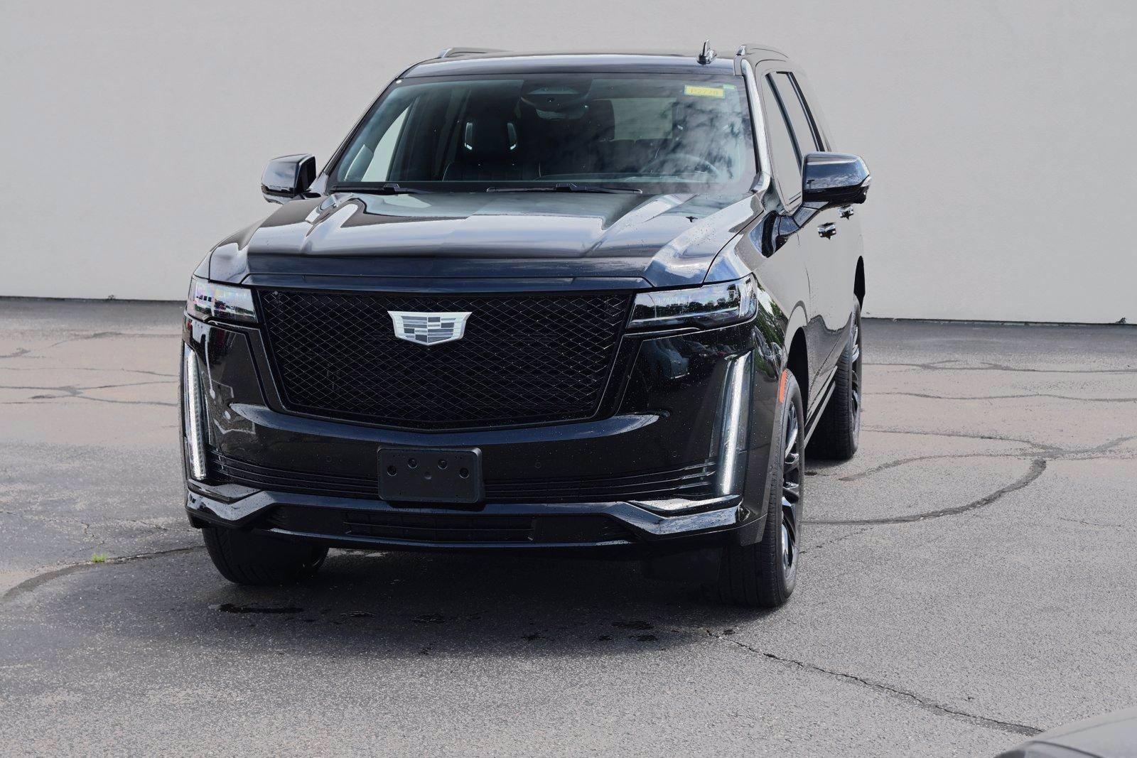 2021 Cadillac Escalade Vehicle Photo in Norwood, MA 02062