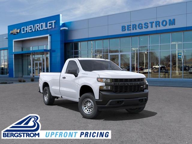2021 Chevrolet Silverado 1500 Vehicle Photo in NEENAH, WI 54956-2243