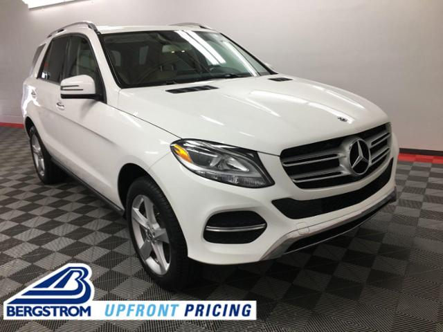 2018 Mercedes-Benz GLE Vehicle Photo in Appleton, WI 54913