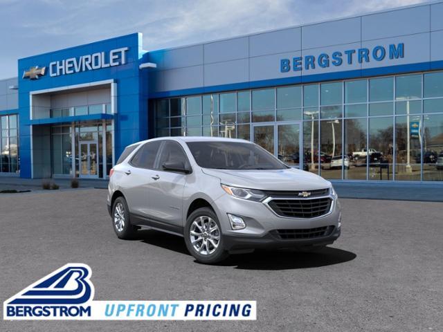 2021 Chevrolet Equinox Vehicle Photo in MADISON, WI 53713-3220