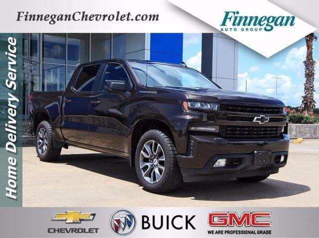 2020 Chevrolet Silverado 1500 Vehicle Photo in ROSENBERG, TX 77471-5675