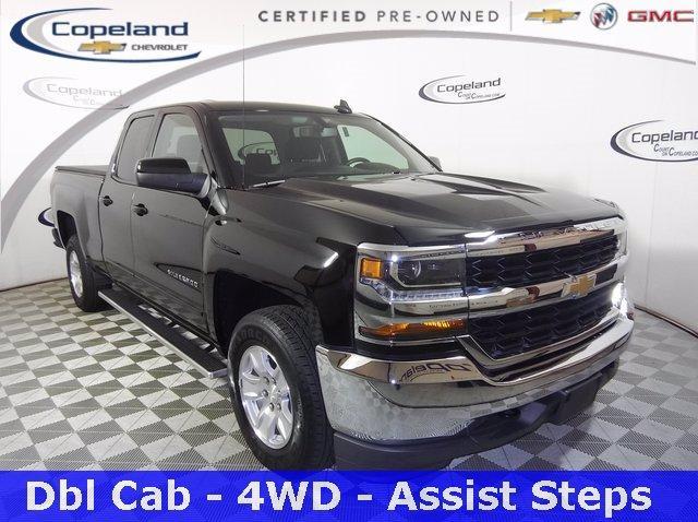 2019 Chevrolet Silverado 1500 LD Vehicle Photo in BROCKTON, MA 02301-7113