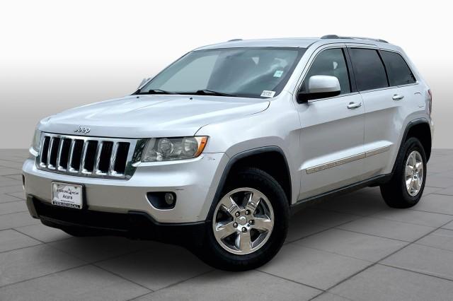 2012 Jeep Grand Cherokee Vehicle Photo in Houston, TX 77074