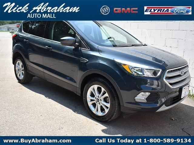 2019 Ford Escape Vehicle Photo in ELYRIA, OH 44035-6349