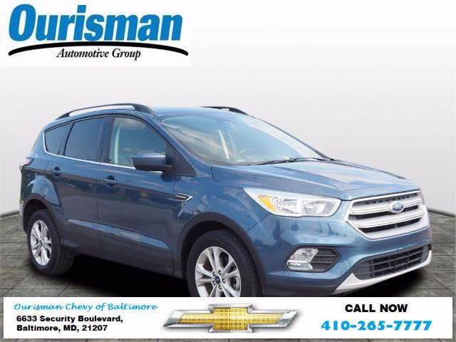 2018 Ford Escape Vehicle Photo in BALTIMORE, MD 21207-4000