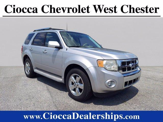 2010 Ford Escape Vehicle Photo in WEST CHESTER, PA 19382-4976