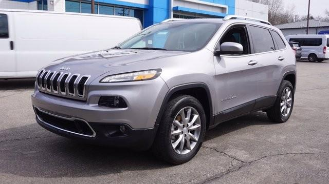 2018 Jeep Cherokee Vehicle Photo in Milford, OH 45150