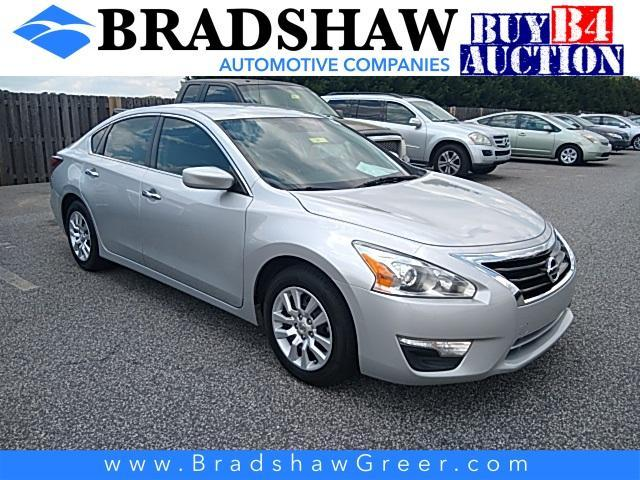 2015 Nissan Altima Vehicle Photo in Greer, SC 29651