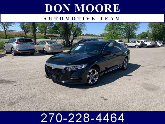 2019 Honda Accord Sedan Vehicle Photo in Owensboro, KY 42303