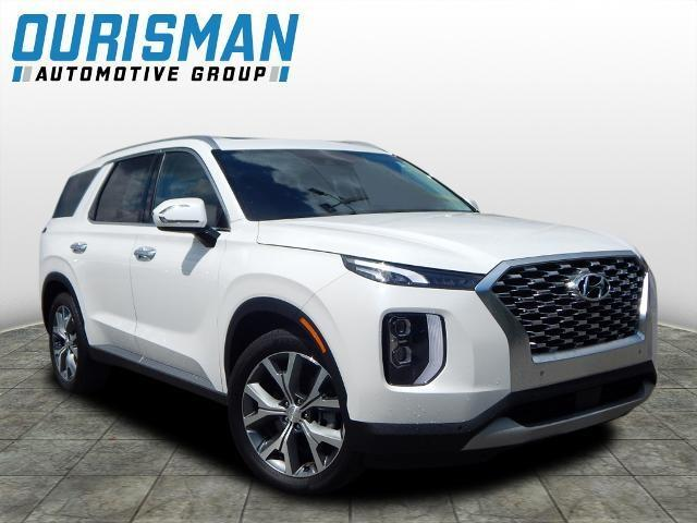 2020 Hyundai Palisade Vehicle Photo in Rockville, MD 20852