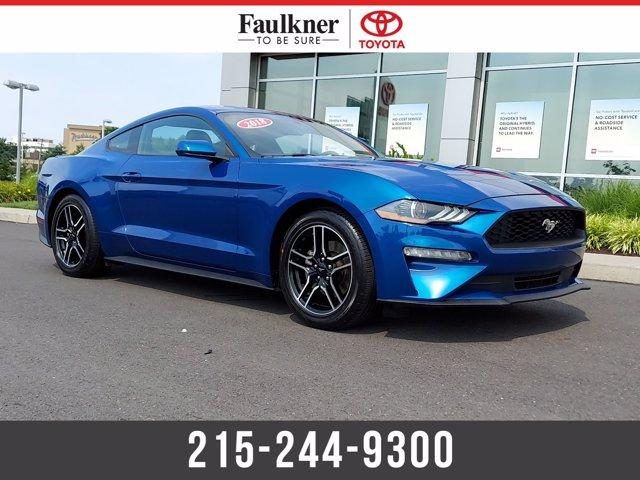 2018 Ford Mustang Vehicle Photo in Trevose, PA 19053