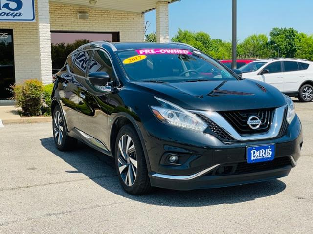 2017 Nissan Murano Vehicle Photo in Paris, TX 75460