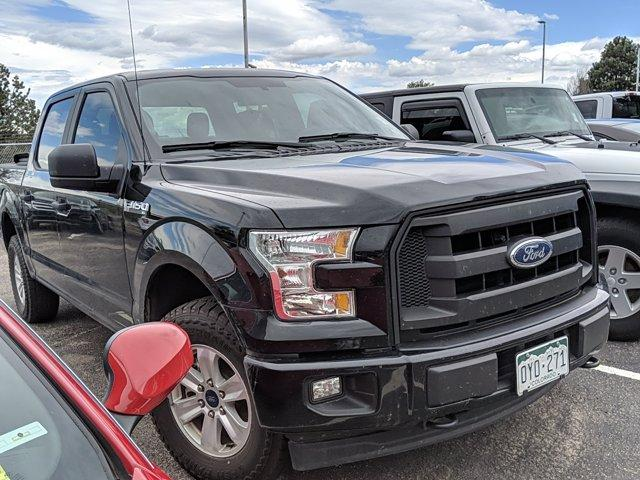 2017 Ford F-150 Vehicle Photo in Colorado Springs, CO 80905