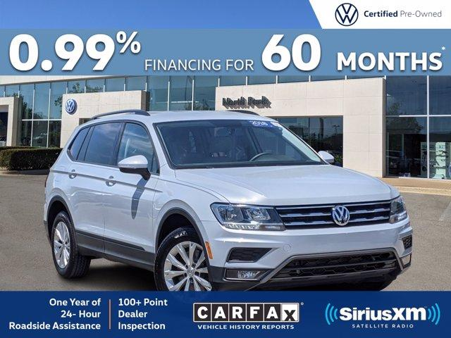 2018 Volkswagen Tiguan Vehicle Photo in San Antonio, TX 78257