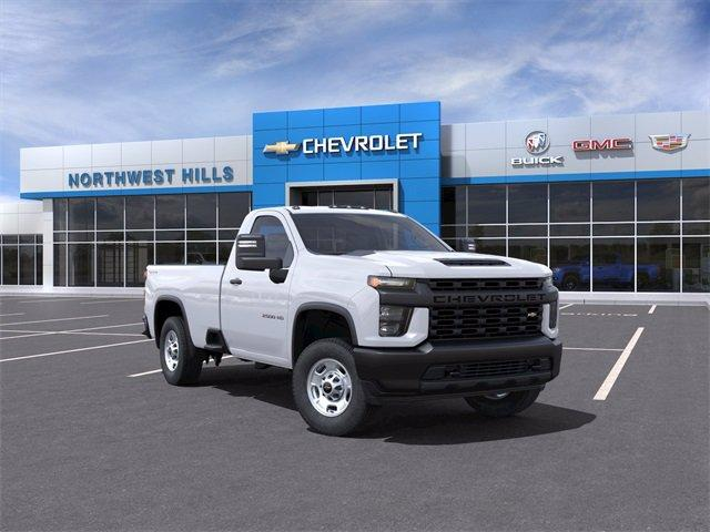 2021 Chevrolet Silverado 2500HD Vehicle Photo in TORRINGTON, CT 06790-3111