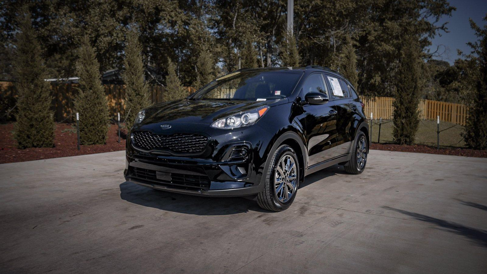 2021 Kia Sportage Vehicle Photo in Wilmington, NC 28403