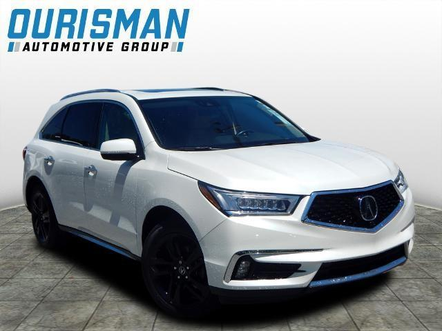 2018 Acura MDX Vehicle Photo in Rockville, MD 20852
