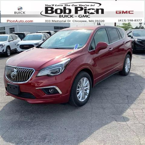 2018 Buick Envision Vehicle Photo in CHICOPEE, MA 01020-5001