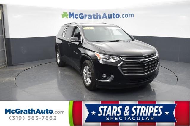 2019 Chevrolet Traverse Vehicle Photo in Cedar Rapids, IA 52404