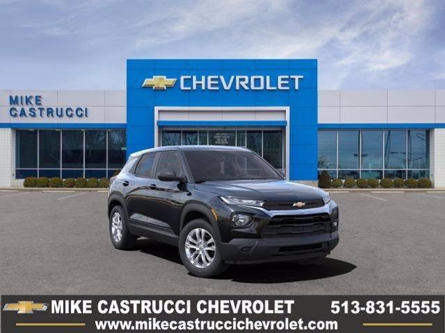2021 Chevrolet Trailblazer Vehicle Photo in MILFORD, OH 45150-1684