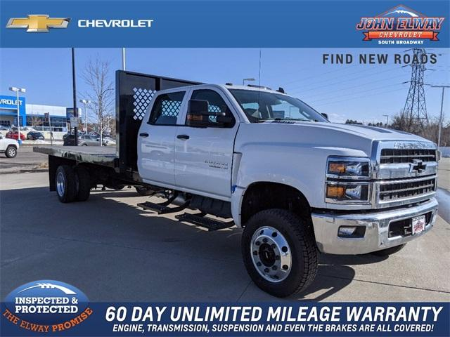 2020 Chevrolet Silverado Chassis Cab Vehicle Photo in Englewood, CO 80113