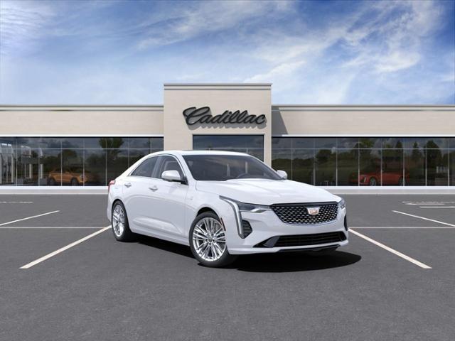 2021 Cadillac CT4 Vehicle Photo in MADISON, WI 53713-3220
