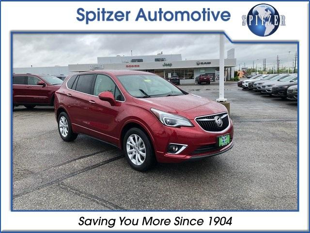 2019 Buick Envision Vehicle Photo in Amherst, OH 44001