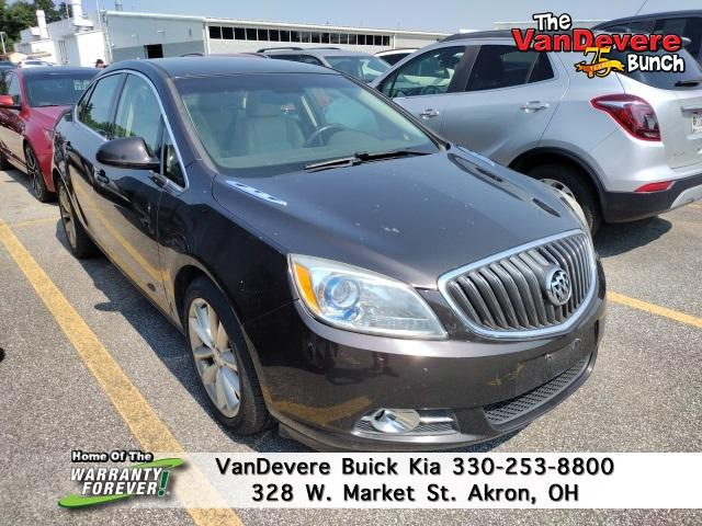 2012 Buick Verano Vehicle Photo in AKRON, OH 44303-2185