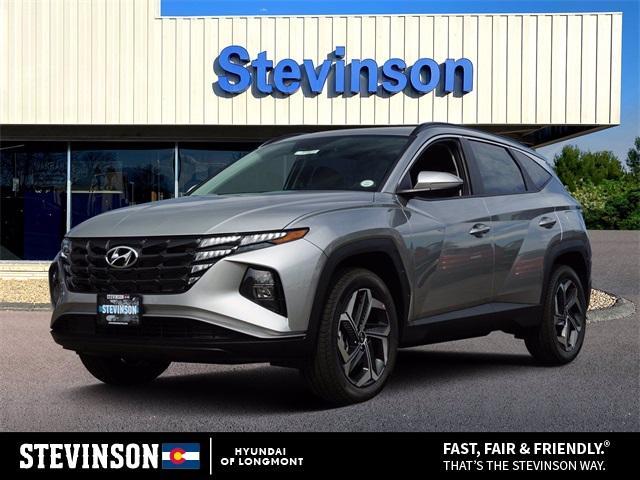 2022 Hyundai Tucson Vehicle Photo in Longmont, CO 80501