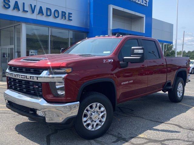 2021 Chevrolet Silverado 2500HD Vehicle Photo in GARDNER, MA 01440-3110