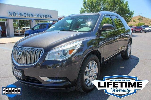 2017 Buick Enclave Vehicle Photo in Miles City, MT 59301-5791