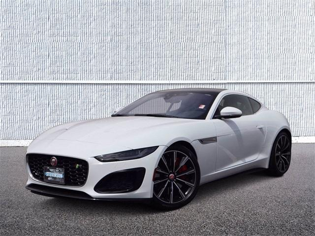 2021 Jaguar F-TYPE Vehicle Photo in Littleton, CO 80121